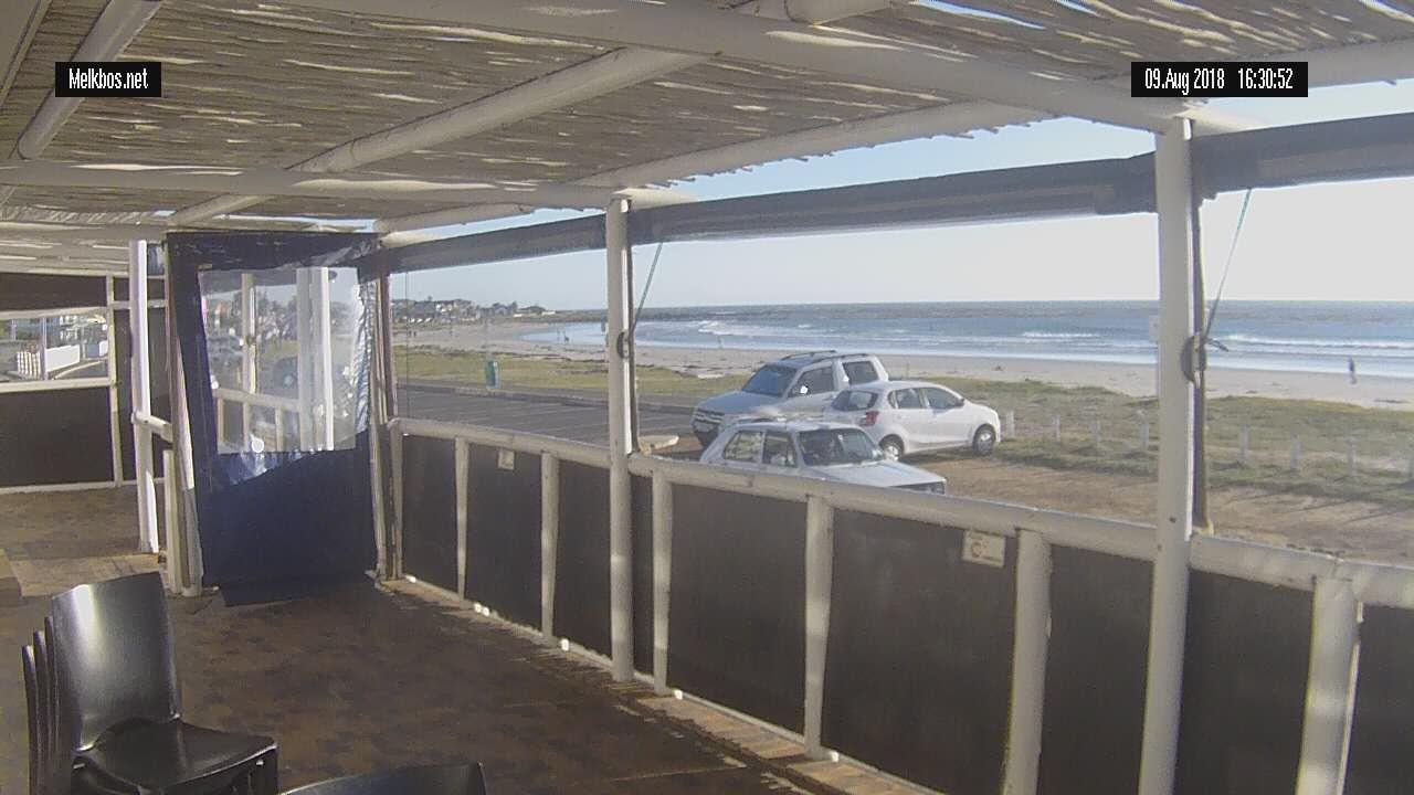 Melkbos Beach