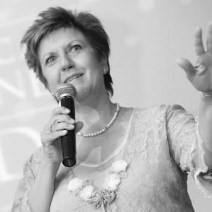 Sonja Smith-Janse van Rensburg, besturende direkteur van Sonja Smith Funeral Group.