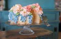 Chiffon Cake: Joanne Markland Photography
