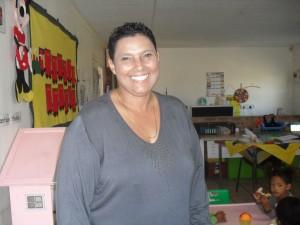 Principal Faiza van der Merwe.