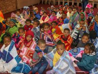 'Aunties' give special Blankies