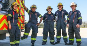 Local Heroes: Firefighters