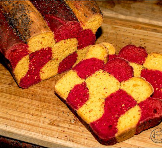 Baie mooi en heerlike brood. Foto's: Colyn Serfontein