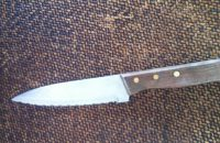 The alleged attacker was found with a knife in his possession. Photo: Melkbos.net