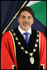 Mystery still surrounds the threatening package delivered to mayor Marius Koen. Photo: http://www.sbm.gov.za/
