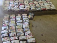 Caught with R32 500 of Dagga