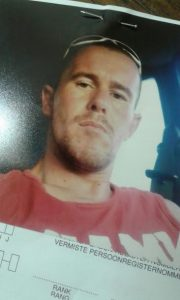 Morne Neiring disappeared with his son. Photos: SAPS