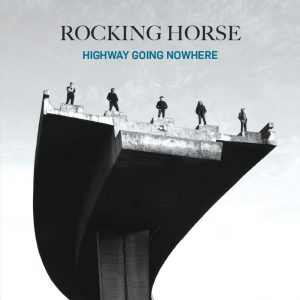 Highway to Nowhere's dramatic cover. Photo: Provided