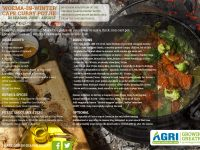 The vegetable potjie. Graphic: Growing Greatness.co.za