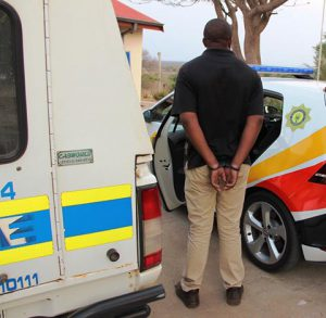 The Hawks have arrested three officials who were allegedly in cahoots with cigarette smugglers. Photo: SAPS