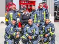 Local Team takes part in World Rescue Challenge