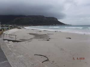 Fish Hoek beach. Photos: City of Cape Town