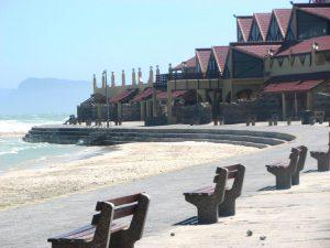 Strandfontein beach.