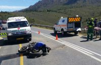 Accidents Aplenty: End of the Road for Biker