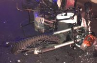 Table View Accident: Biker Seriously Injured