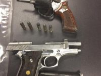 Weapons, Ammo found in Ceiling, 6 Women Arrested