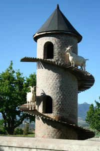 The Goat Tower at Fairview. Photo: Wikipedia.org