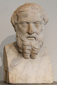 Herodotus: The man who inspired the writing of this article. Photo: Wikipedia
