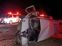 Six injured in Melkbosstrand Taxi Collision