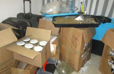 R3-Million Dagga Bust in T'View Flat