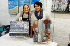 Arts & Crafts Classes a Hit